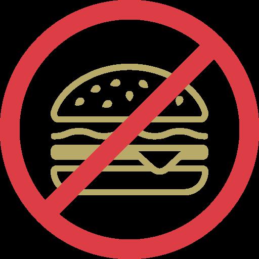 interdiction de manger en chambre